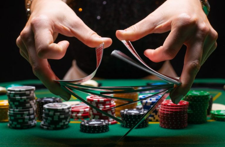 Three Information Everybody Should Know About Gambling