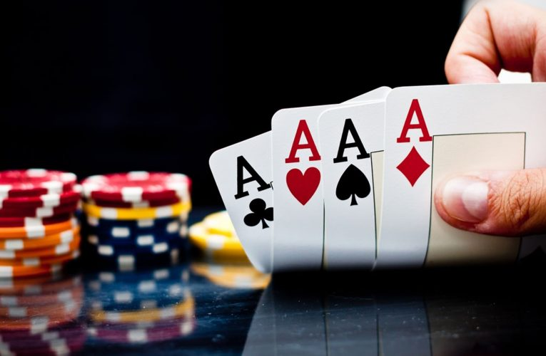 Online Casino Doesn't Should Be Onerous