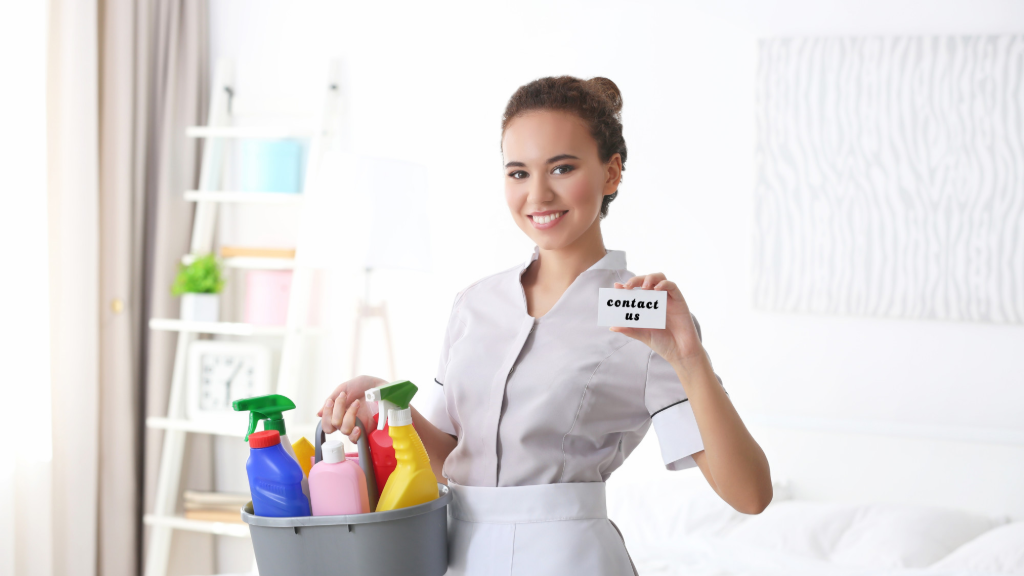 The Unhealthy And Housekeeper